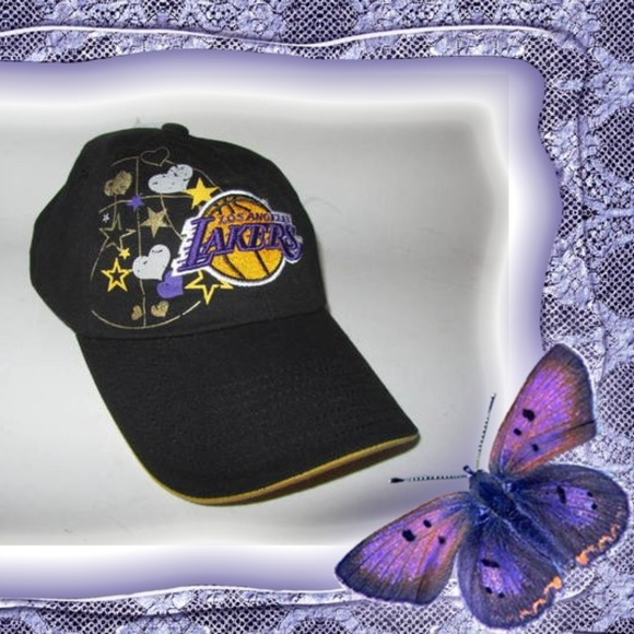 LA Lakers Hat  CUTE  Womens 516efe8414